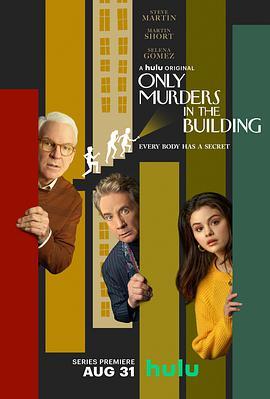 大楼里只有谋杀 第一季的海报