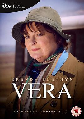 探长薇拉 第十一季的海报