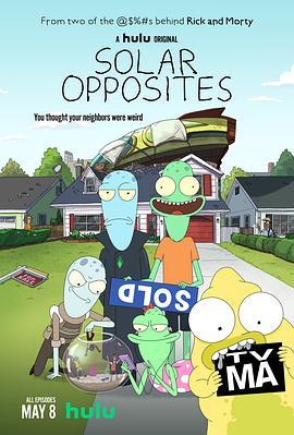 外星也难民 第一季的海报