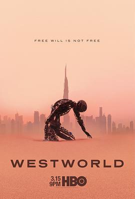 西部世界 第三季的海报